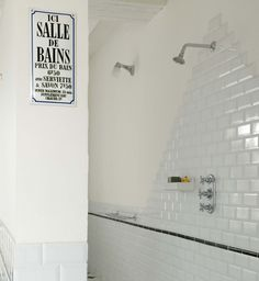 Créer une salle de bain esprit rétro