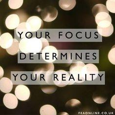 Focus -- word of 2015 #givegrowgain #triplegprojectdream
