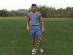 Pre-Golf Warm Up Exercises For Golf Swing - YouTube
