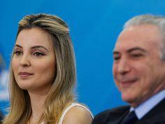Fotos intimas de Marcela Temer nua foram compradas de um HD nas ruas de SP