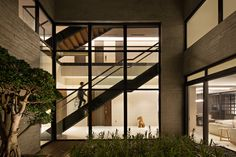 Image 1 of 21 from gallery of J Residence / DK-LAB. Photograph by Mario Wibowo Residential Architecture, Amazing Architecture, Architecture Design, Interior Decorating, Interior Design, Design Interiors, Christmas Table Decorations, At Home Store, Architectural Digest