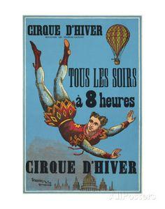 Cirque d'hiver Taidevedos