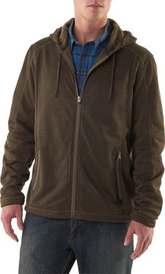 REI has some of the best collections of outdoor apparel.