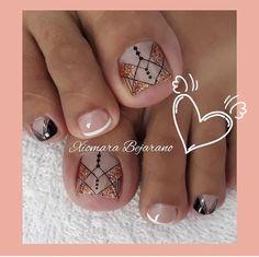 Toe Nail Designs, Acrylic Nail Designs, Acrylic Nails, Toe Nail Art, Toe Nails, Checkered Nails, Nail Spa, Nailart, Curly Hair Styles