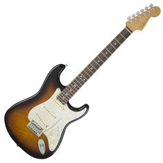 Fender 2016 Limited Edition American Elite Stratocaster with Rosewood Fingerboard - 2 Color Sunburst