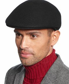 Country Gentleman Hats, Cuffley Wool Cap