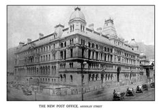 The New Post Office, Adderley Street, Cape Town (1897)