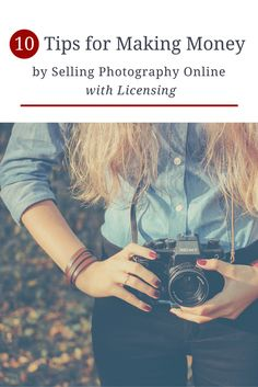 Learn how to earn money licensing and selling your best photographs online through building your portfolios with stock libraries and agencies.