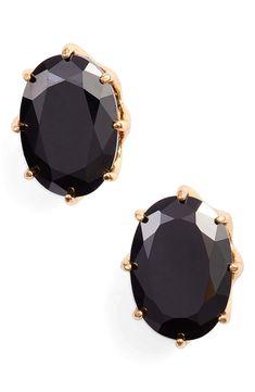 b9f438244 kate spade new york shine on oval stud earrings | Nordstrom