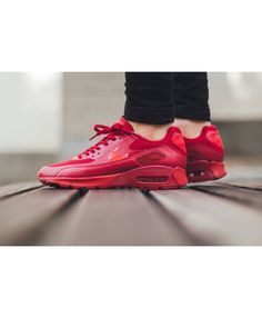 Nike Air Max 90 Ultra Essential Gym Red Shoes Sale UK 266e3c2bb65