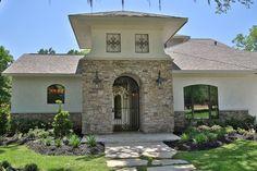 Makena Custom Builders - Custom Home Designer Custom Builders, Earth Tones, Custom Homes, Exterior, Mansions, Stone, House Styles, Gallery, Design