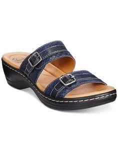 Clarks Collection Women's Hayla Mariel Flat Sandals
