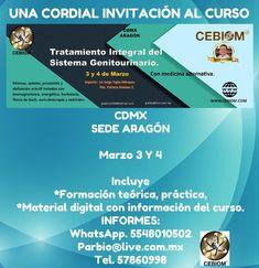 Próximo curso.  Lic. Jorge Tapia. www.cebiom.com