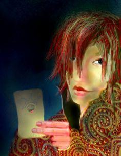 Kristine Igovena, digital art