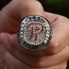 2008 Philadelphia Phillies championship rings MLB RING BASEBALL size 11