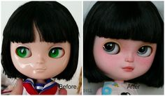 https://flic.kr/p/scCfhn | Icy doll Before & After
