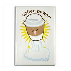 coffee power!
