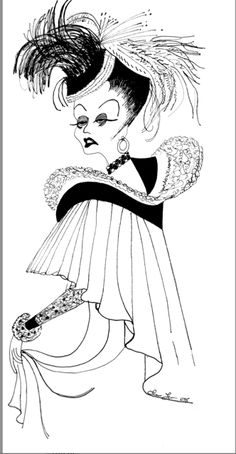 This is a pen and ink illustration study by Irvin Goldman of deceased Broadway and Hollywood actress, Tallulah Bankhead. Tallulah Bankhead, Ink Illustrations, Hollywood Actresses, Beautiful Things, Behance, Drawings, Places, Art, Sketch