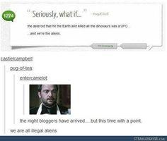 It all makes sense now - funny tumblr post