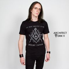 You are the one who shapes your life. Have these back in stock & want to see them out in the world. #freemason drklght.com #pma #666 #goth #alt #fashion #shopping #clothes #clothing #clothingline #music #metal #positivity #positivevibes #design #shirts #pagan #wiccian #thelema #drklght #lgbt #sxe #xxx #edge #straightedge #illumanti