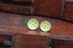 kolczyki - wkrętki - sztyfty - srebro NR 647 - MartaRudnicka - Kolczyki wkrętki