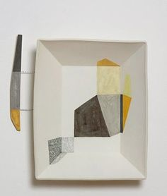 Tania Rollond ceramic tray – 2012