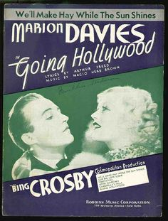 going hollywood by Confetta, via Flickr
