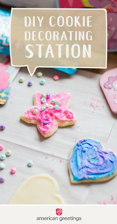 For a fun and tasty activity to add to your daughter's birthday party plan, check out this DIY Cookie Decorating Station! When setting up this baking project, head over to Target to pick up all the colorful, My Little Pony party decorations, supplies, and creative essentials you need to make this celebration the best yet.