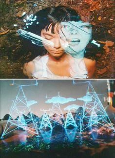 Bjork- Hyperballad directed by Michel Gondry