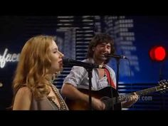 Pete Yorn & Scarlett Johansson - Relator (Live @ The Interface)