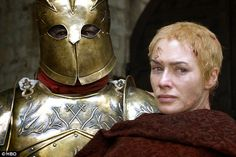 Game of Thrones the Mountain and Cersei
