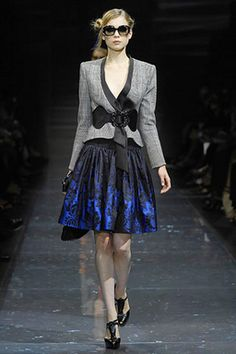 Armani Privé Spring 2015 Couture Fashion Show: Complete Collection - Style.com