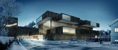 Courtesy of Mecanoo + Code Arkitektur + Buro Happold