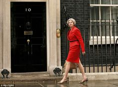 The Home Secretary Theresa May will also stay in position, the Prime Minister announced th...