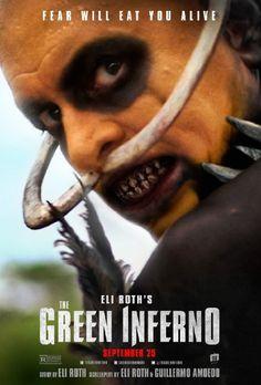 Ver The Green Inferno 2013 Online Español Latino y Subtitulada HD - Yaske.to