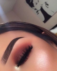 30 gorgeous eyeshadow looks you need to try - makeup - . Kein Make up Kein Make up 30 beautiful eyeshadow looks that you have to try - makeup - ., Kein Make up 30 beautiful eyeshadow looks that you have to try - makeup - . Pink Eye Makeup, Makeup Eye Looks, Eye Makeup Tips, Smokey Eye Makeup, Skin Makeup, Makeup Inspo, Eyeshadow Makeup, Makeup Inspiration, Makeup Brushes