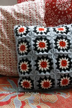 stink!   just passed up a granny square blanket at Goodwill yesterday!