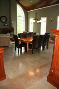 Concrete Floors  RS Concrete Solutions  Strathroy, ON