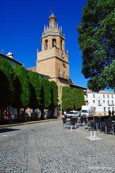 Málaga.  Foto: José Barroso