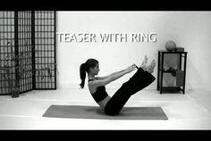 Teaser with Ring | Kondi Callanetics