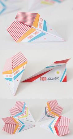 OCP-paperairplanes