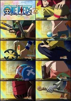 ONE PIECE, Mugiwara/Strawhat Pirates
