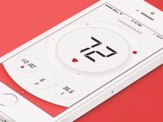 Medical App Dashboard