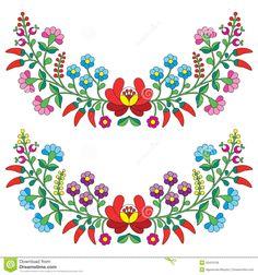 Modelo Popular Floral Húngaro - Bordado De Kaloscai Con Las Flores Y La Paprika - Descarga De Over 47 Millones de fotos de alta calidad e imágenes Vectores% ee%. Inscríbete GRATIS hoy. Imagen: 50410139