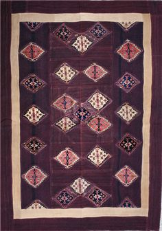 Carpets are the hallmark of the oriental variety. Various symbolizations pertaining to cultures of their origin is a distinctive feature of oriental carpets.