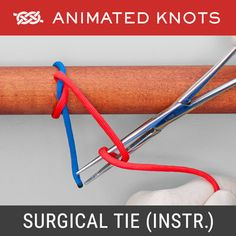Knots in Alphabetical Order. There are 196 knots listed (animated) and 374 total knots as some knots are known by several names. Select by Activity, Type or Search for Knots. Quick Release Knot, Splicing Rope, Rope Fence, Animated Knots, Scout Knots, Bowline Knot, Hook Knot, Reef Knot, Survival Knots