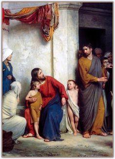 Carl Heinrich Bloch (1834 - 1890) | Danimarkalı Ressam - Sayfa 2 - Forum Gerçek