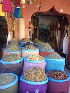 Herbs, Marokko
