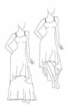 Custom Dresses!