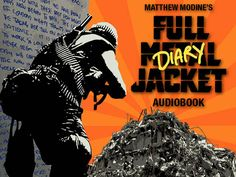 """Please check out Matthew Modine's """"Full Metal Jacket Diary"""" Audiobook! I have proudly donated to this project. http://www.kickdriver.com/r/ptJGjAJj"""